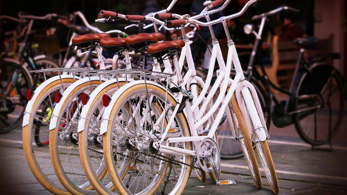 Heb jij al een fiets van de zaak?