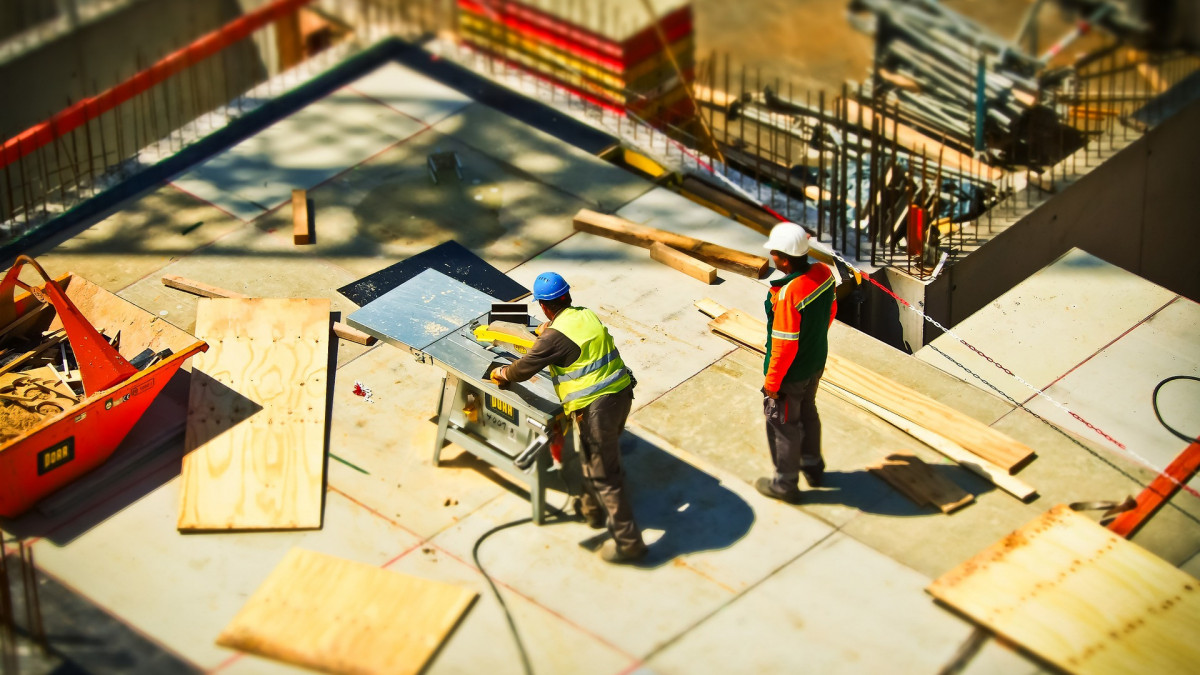 Mkb in zicht: bouw
