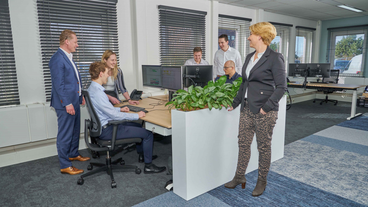 Beginnend assistent-accountant voor de auditpraktijk